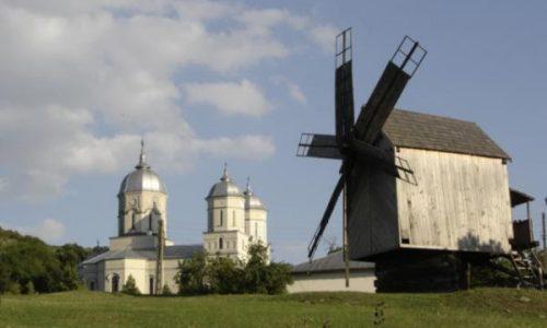 Manastiri Nordul Dobrogei