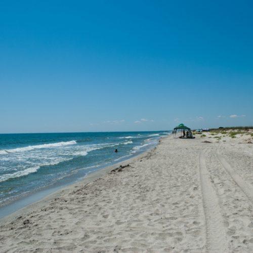 Plaja Vadu si Cetatea Histria