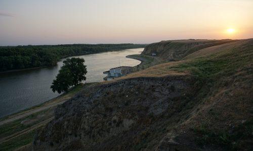 Munții Măcinului - Cetatea Troesmis